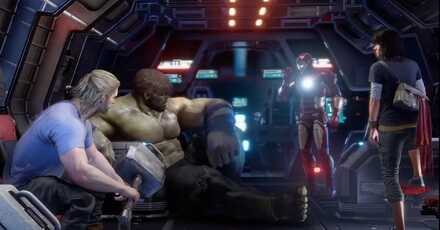 Does The Avengers Game Have Cross-Platform?.JPG