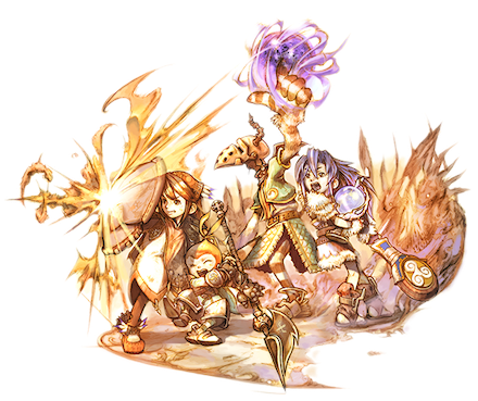 Final Fantasy Crystal Chronicles FFCC Banner