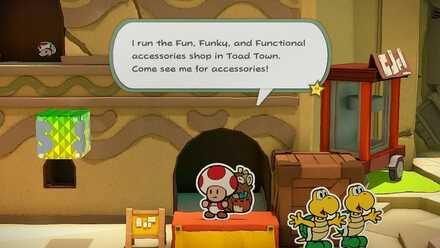 Unlocking Toad Town Shop - Owner of the Fun Funky and Functional Accessory Shop.png
