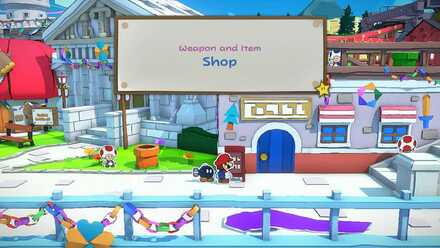 Unlocking Toad Town Shop - Weapon and Item Shop.png