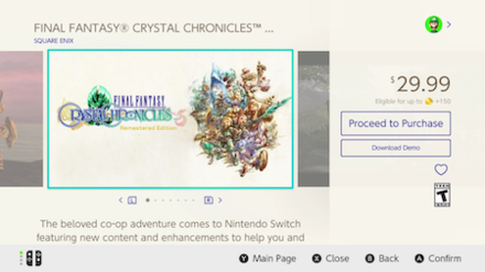 Final Fantasy Crystal Chronicles Purchase.png