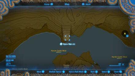 Pillar North of Hyrule