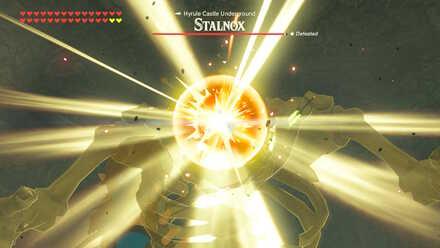 Stalnox Eye Arrow