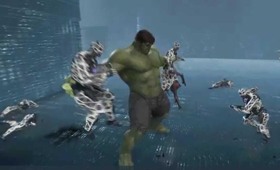 Avengers HARM Challenge 2