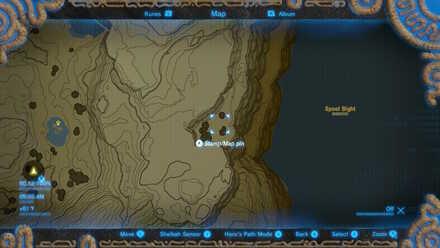 Hidden Plateau Spool Blight