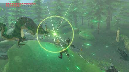 Lizalfos Spear