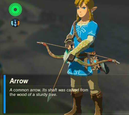 Arrow Smaller Box