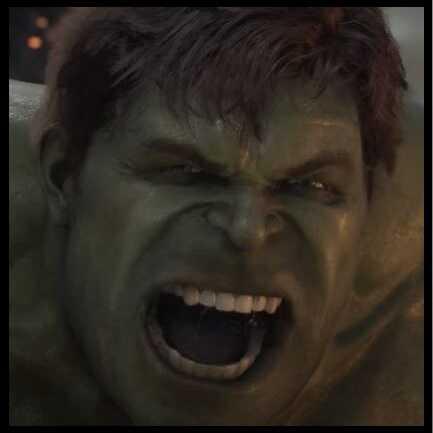 Hulk Picture Icon