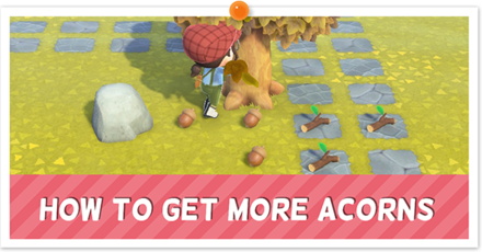 Animal Crossing New Horizons (ACNH) Acorns.png
