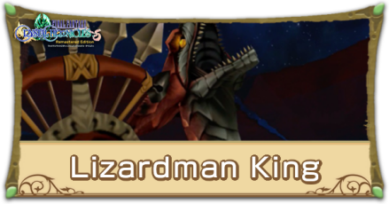 Lizardman King Image