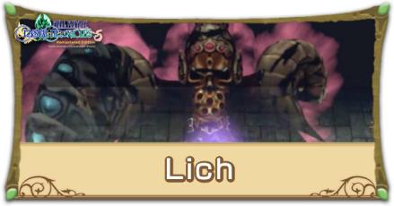 Lich Image
