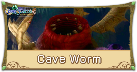 Cave Worm Image