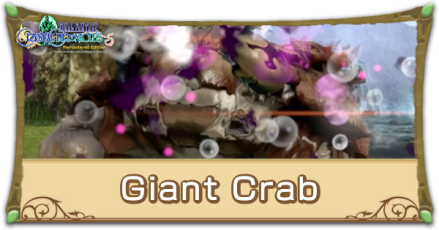 Giant Crab Image