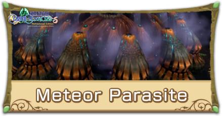 Meteor Parasite Image