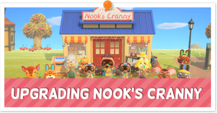 Animal Crossing New Horizons (ACNH) Nook