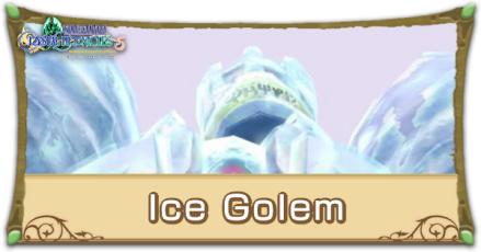 Ice Golem Image