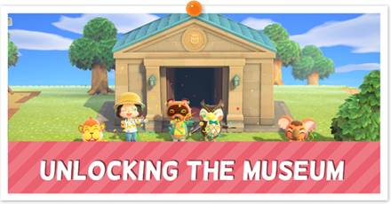Animal Crossing New Horizons (ACNH) Unlocking the Museum.png