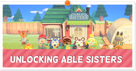 Animal Crossing New Horizons (ACNH) Able Sisters Tailor Shop.png