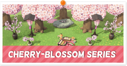 Animal Crossing New Horizons (ACNH) Cherry-Blossom Series.png