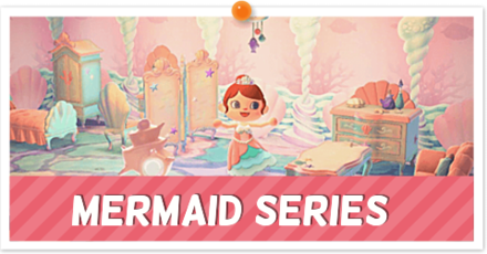 Animal Crossing New Horizons (ACNH) Mermaid Series.png