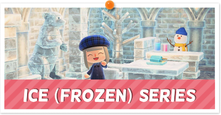 Animal Crossing New Horizons (ACNH) Ice (Frozen) Series.png