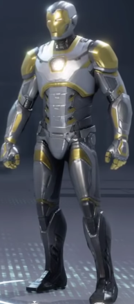 Iron Man Obsidian Outfit