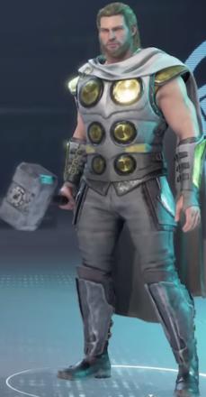Thor Obsidian