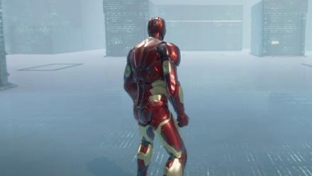 HARM Training Iron Man