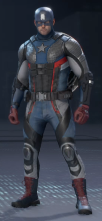 Captain America Tussle