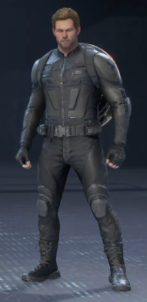 Captain America Covert Commando