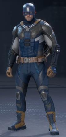 Captain America Throwdown