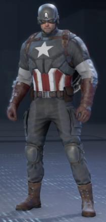 Captain America Guardian