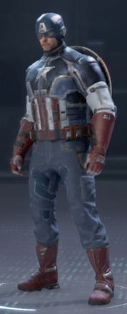 Captain America Ultimate Patriot