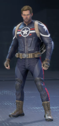 Captain America Freedom Fighter