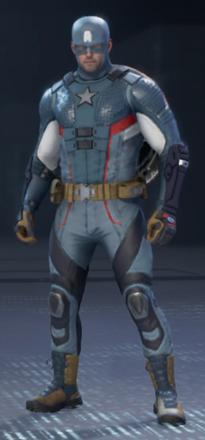 Captain America Modern