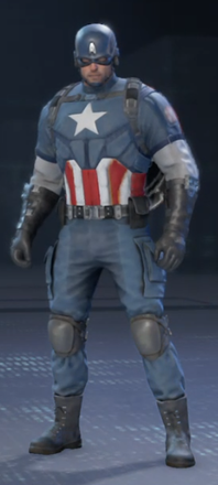 Captain America Protector