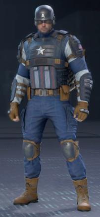 Captain America Bravado