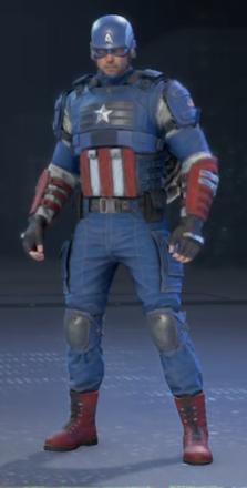 Captain America Americana
