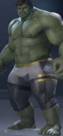 Hulk Obsidian Outfit