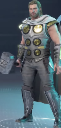 Thor Obsidian Outfit