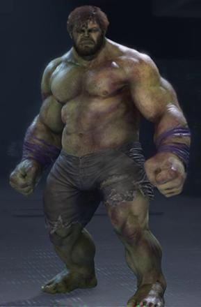 Hulk Broken