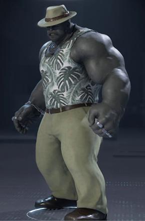 Hulk Cabana