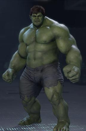 Hulk Iconic