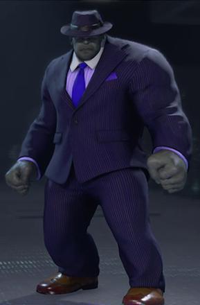Hulk Clean Cut