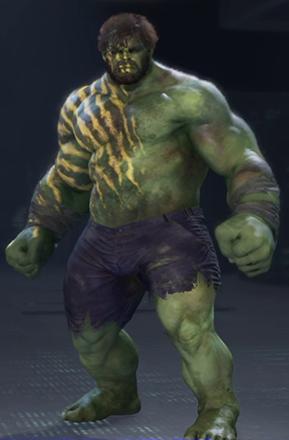 Hulk Ferocious