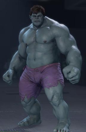Hulk Monster Inside