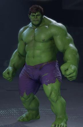 Hulk Big Green