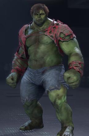 Hulk Manic