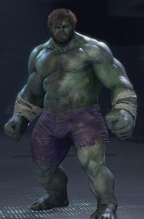 Hulk Splintered
