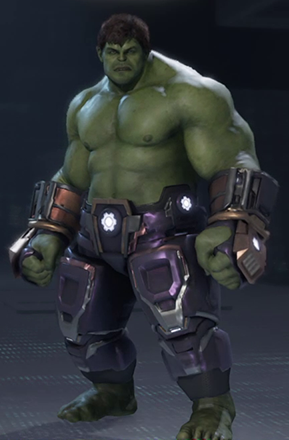 Hulk Stark Tech